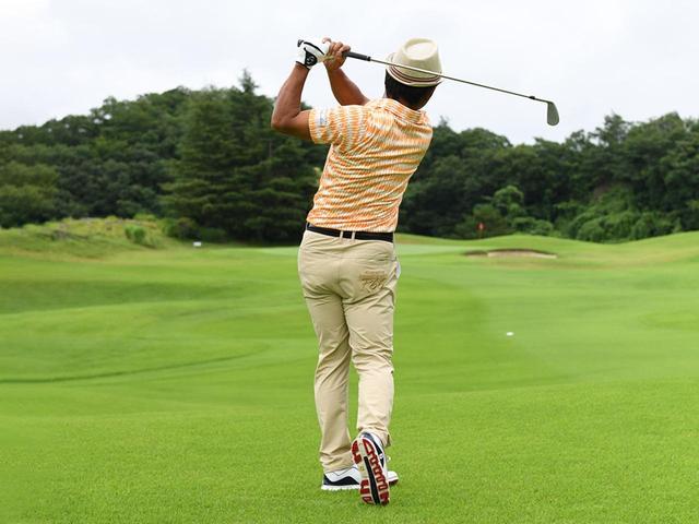 画像4: 【曲げ球②】ゴルフの幅が広がる! 五十嵐雄二プロのインテンショナルフック&スライス講座