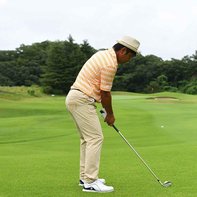 画像5: 【曲げ球②】ゴルフの幅が広がる! 五十嵐雄二プロのインテンショナルフック&スライス講座