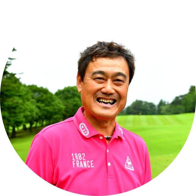 画像: 遠藤朋之さん/57歳 平成30年富士平原GCクラブチャンピオン