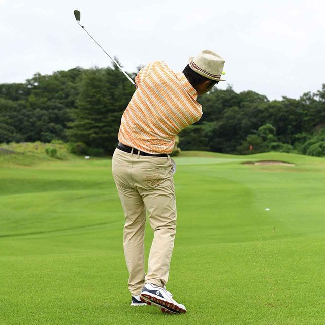 画像8: 【曲げ球②】ゴルフの幅が広がる! 五十嵐雄二プロのインテンショナルフック&スライス講座
