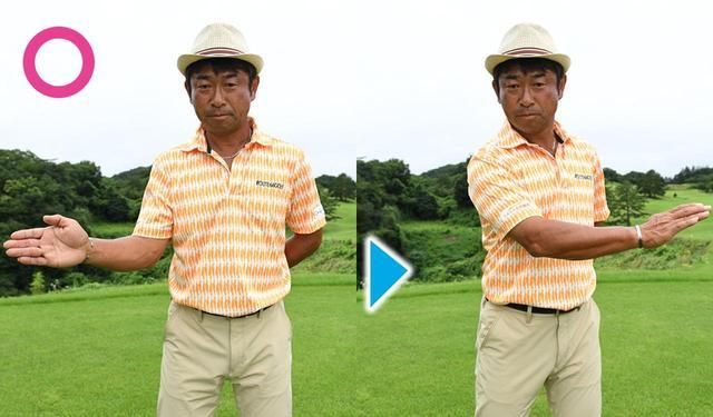 画像2: 【フック】右手の左回しでクイッと球をねじる