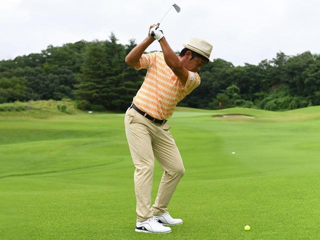 画像2: 【曲げ球②】ゴルフの幅が広がる! 五十嵐雄二プロのインテンショナルフック&スライス講座