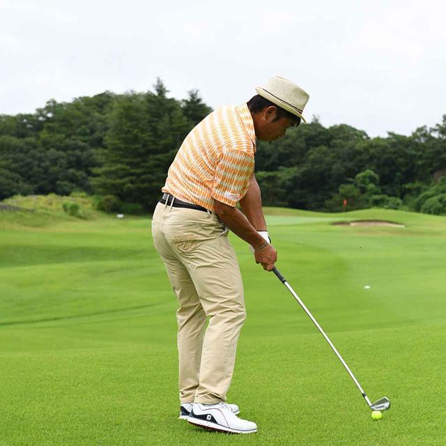 画像7: 【曲げ球②】ゴルフの幅が広がる! 五十嵐雄二プロのインテンショナルフック&スライス講座