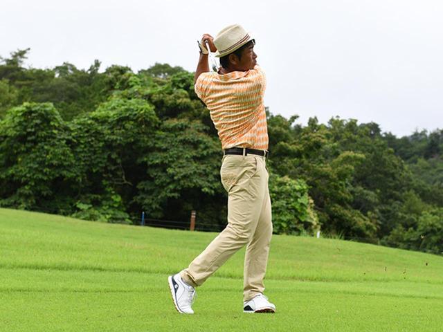 画像4: 【曲げ球①】ゴルフの幅が広がる! 五十嵐雄二プロのインテンショナルフック&スライス講座