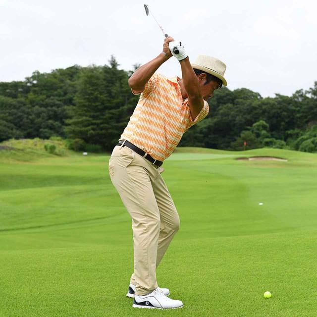 画像6: 【曲げ球②】ゴルフの幅が広がる! 五十嵐雄二プロのインテンショナルフック&スライス講座