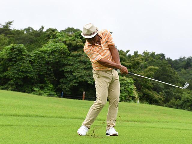 画像3: 【曲げ球①】ゴルフの幅が広がる! 五十嵐雄二プロのインテンショナルフック&スライス講座