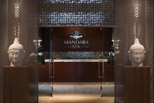 画像: 世界的に有名なマンダラスパ
