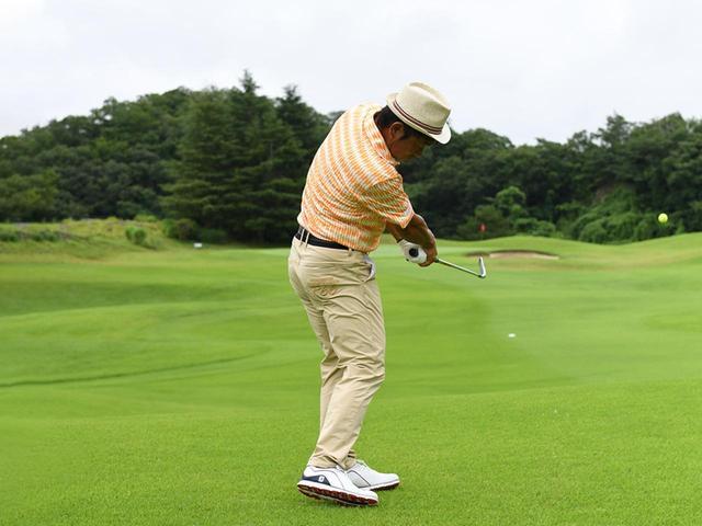 画像3: 【曲げ球②】ゴルフの幅が広がる! 五十嵐雄二プロのインテンショナルフック&スライス講座