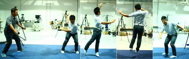 画像: 踏んで、蹴って跳んで、ターン!飛ばしに直結「回転ジャンプ」