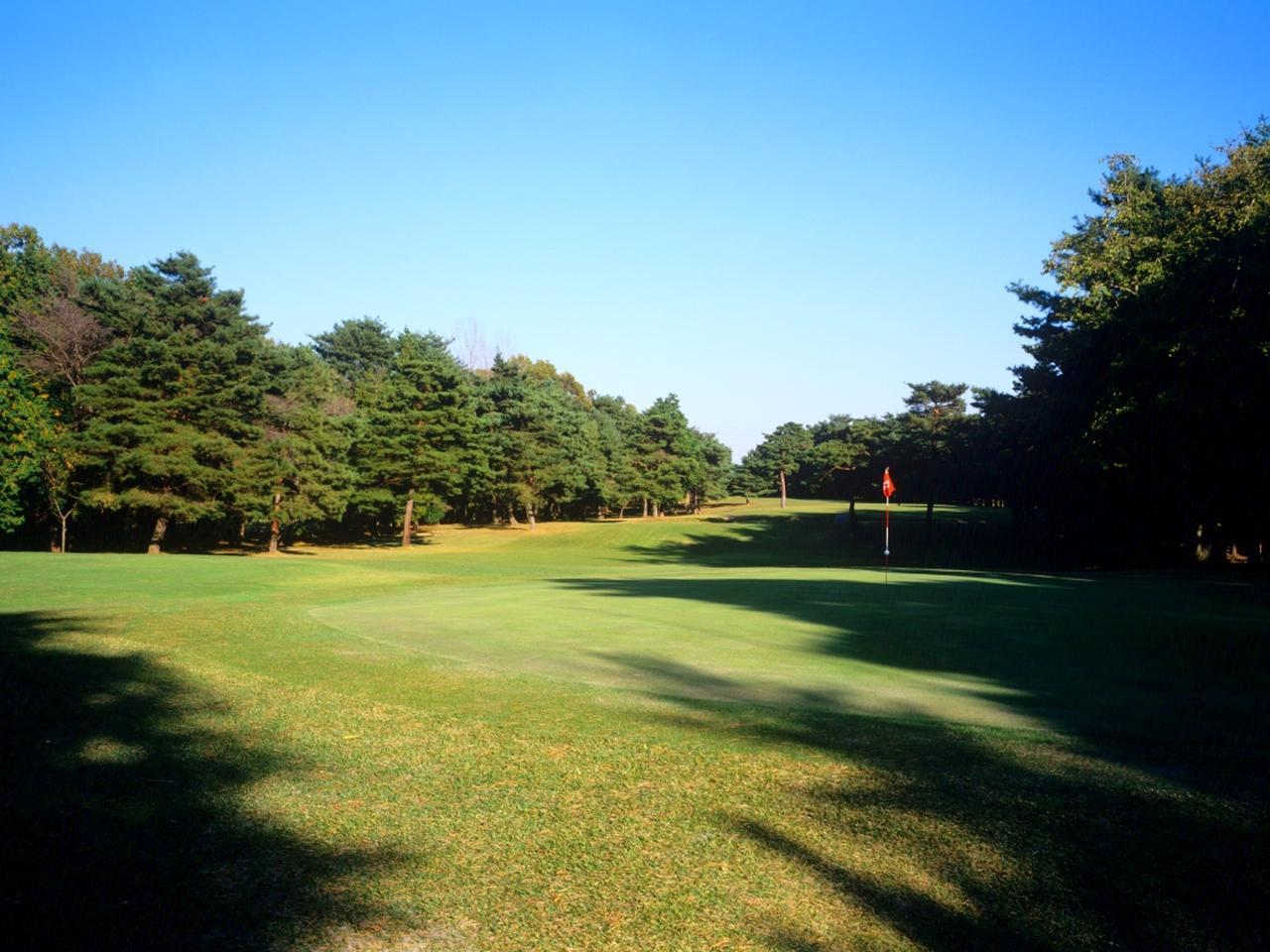 画像: 小山ゴルフクラブ(18H・6639Y・P72)