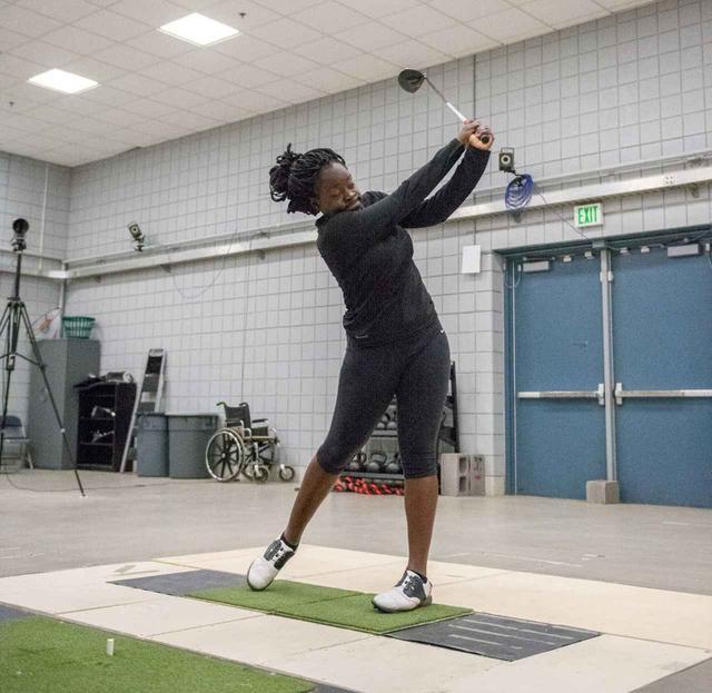 画像10: 【通勤GD】Dr.クォンの反力打法 Vol.18 踏み込みのタイミングはステップドリルでつかむ! ゴルフダイジェストWEB
