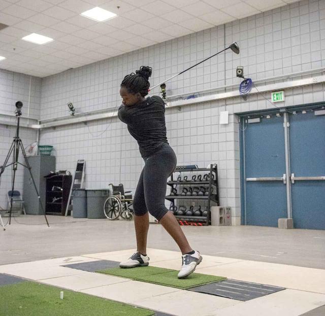 画像6: 【通勤GD】Dr.クォンの反力打法 Vol.18 踏み込みのタイミングはステップドリルでつかむ! ゴルフダイジェストWEB