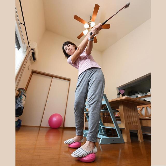画像2: 家事をしながら体幹を鍛える