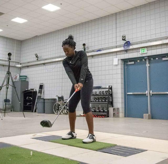 画像4: 【通勤GD】Dr.クォンの反力打法 Vol.18 踏み込みのタイミングはステップドリルでつかむ! ゴルフダイジェストWEB