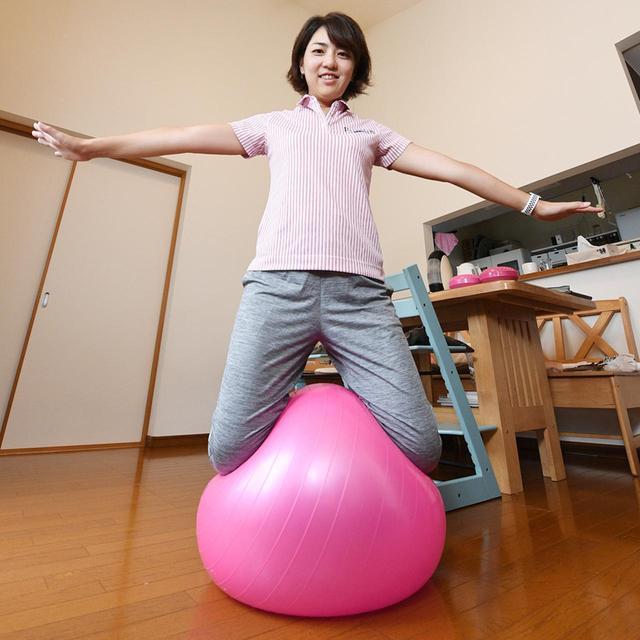 画像1: 家事をしながら体幹を鍛える