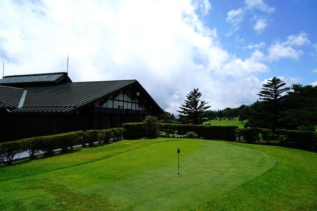 画像: 那須のクラブライフの中心、クラブハウス