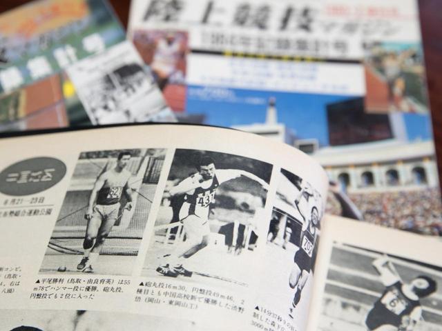 画像: 父の悟さんは砲丸投げと円盤投げ、母の伸子さんはやり投げの選手で、ともに国体に出場。妹もソフトボールで県で優勝するなど、まさにアスリート一家