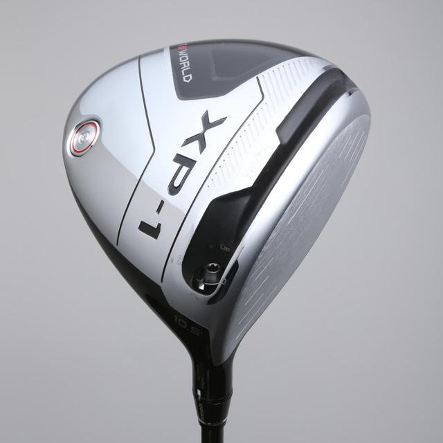 画像1: ツアーワールドXP-1(本間ゴルフ) 「上に弾くインパクトで安定したハイドロー」(高橋)