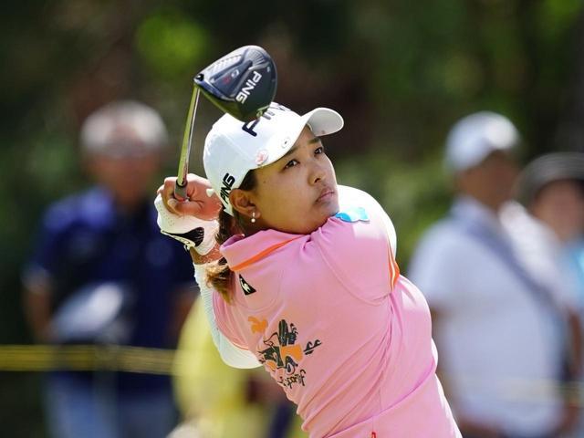 画像: 鈴木愛は「G410 LST」投入初戦となった宮里藍サントリーレディスオープンゴルフトーナメントで優勝。ちなみに渋野日向子のG410はスピンがある程度入るG410プラス