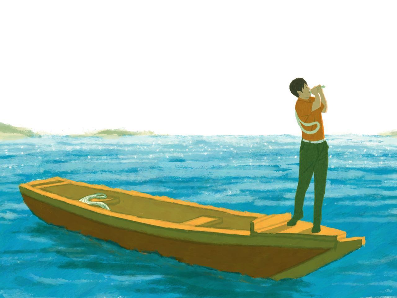 画像: 船用ロープの理想的な使い方