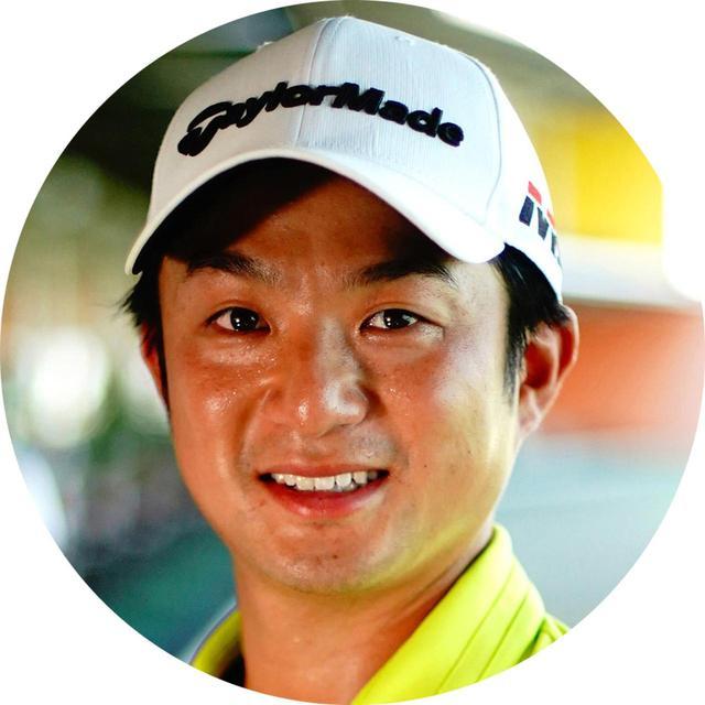 画像: 【解説】目澤秀憲プロ めざわひでのり。東京都出身。河本結のコーチを務め、初優勝に導く。データからスウィングを紐解き説得力のあるレッスンを展開