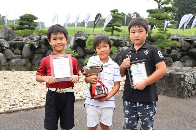画像: 6-7歳の部 男子 優勝 須藤はんとくん