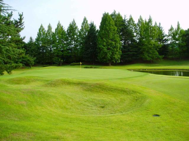 画像: ゴルフ5C サニーフィールド 8番
