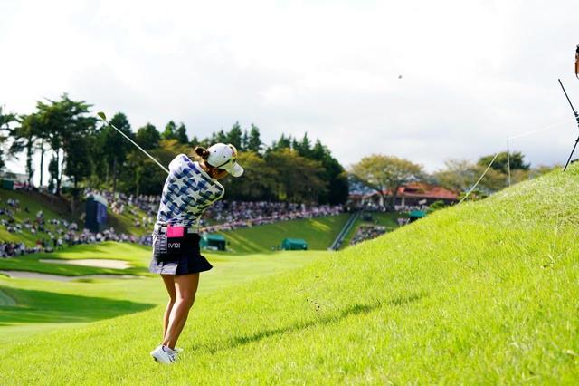 画像: 毎年スタンレーレディスを開催するトーナメントコース。裾野・桃園・愛鷹の27ホール