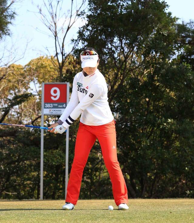 画像2: 【通勤GD】Dr.クォンの反力打法 Vol.21 釣りのキャスティングしちゃっていませんか? ゴルフダイジェストWEB