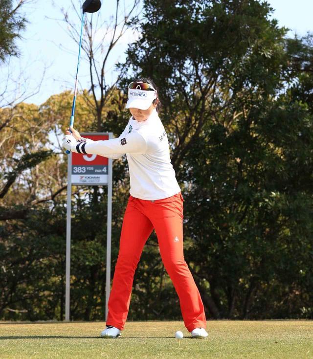 画像3: 【通勤GD】Dr.クォンの反力打法 Vol.21 釣りのキャスティングしちゃっていませんか? ゴルフダイジェストWEB
