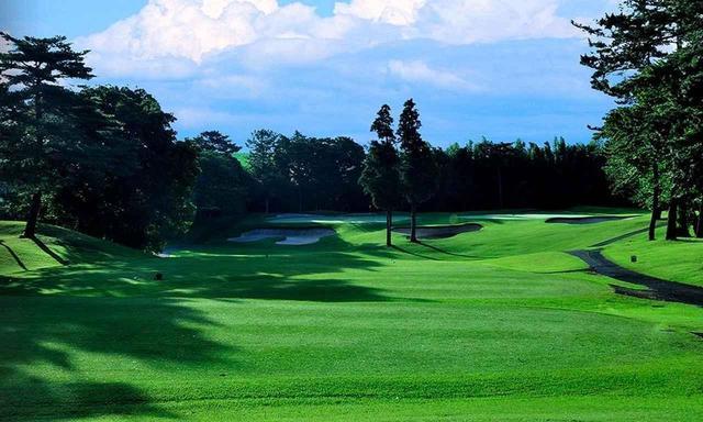 画像: PGAツアーの舞台となる習志野CC。トーナメントはキング18Hとクイーン18Hをミックスしたコースルーティングになる予定