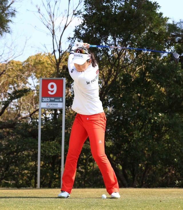 画像4: 【通勤GD】Dr.クォンの反力打法 Vol.21 釣りのキャスティングしちゃっていませんか? ゴルフダイジェストWEB