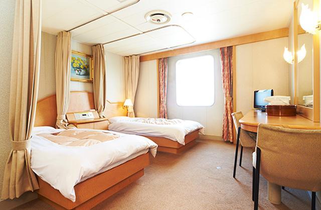 画像: 【瀬戸内海・船の旅】海のホテル「さんふらわあ号」体験。大阪から大分・別府へワンナイトクルーズ!