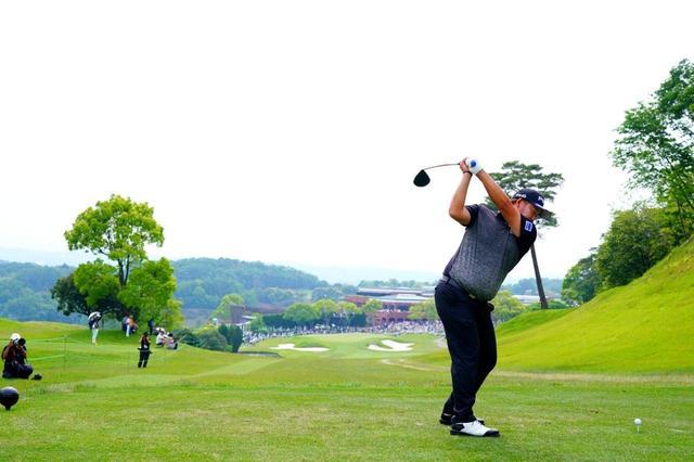 画像: 2019年関西オープンゴルフ選手権(優勝:大槻智春)