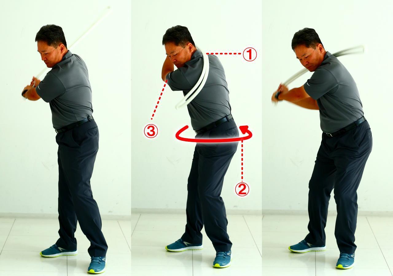 画像1: 【通勤GD】Dr.クォンの反力打法 Vol.23  一家に1本! 素振りロープ!  ゴルフダイジェストWEB