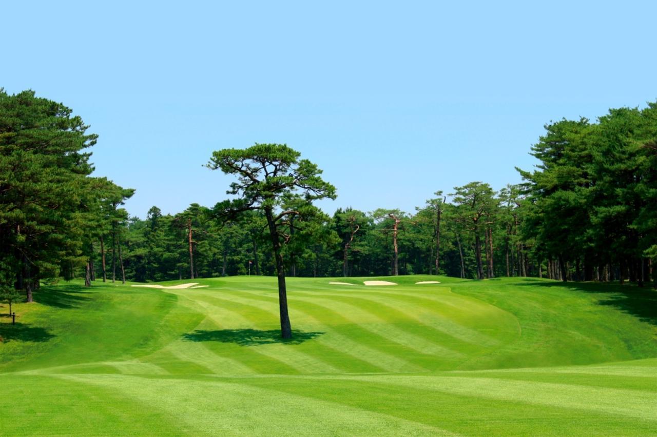 画像: 茨城ゴルフ倶楽部(36H・14156Y・P144)