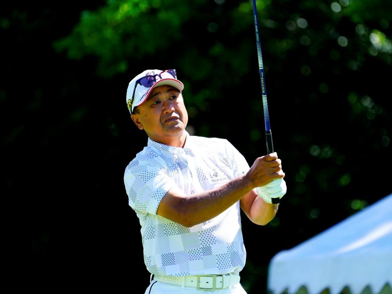 画像: 倉本昌弘プロ。2019年スターツシニアで勝利(63歳)。レギュラーツアー30勝、現PGA会長