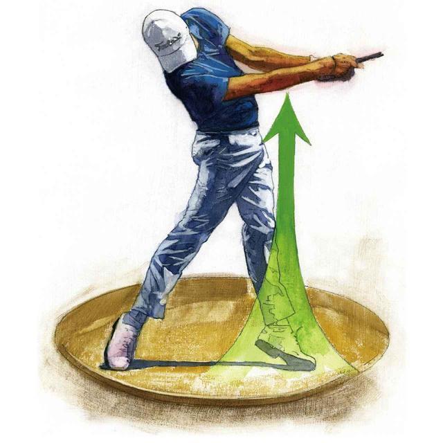 画像: 【みんなの反力打法①】下からの力をスピードに変える。アベレージでもあっという間に飛距離が伸びる、魔法の飛ばし方。 - ゴルフへ行こうWEB by ゴルフダイジェスト