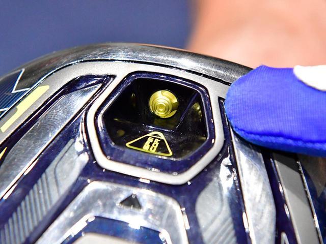 画像: 新JGRのココがいい!② ネジの効果なのか、弾くのに打感がソフト