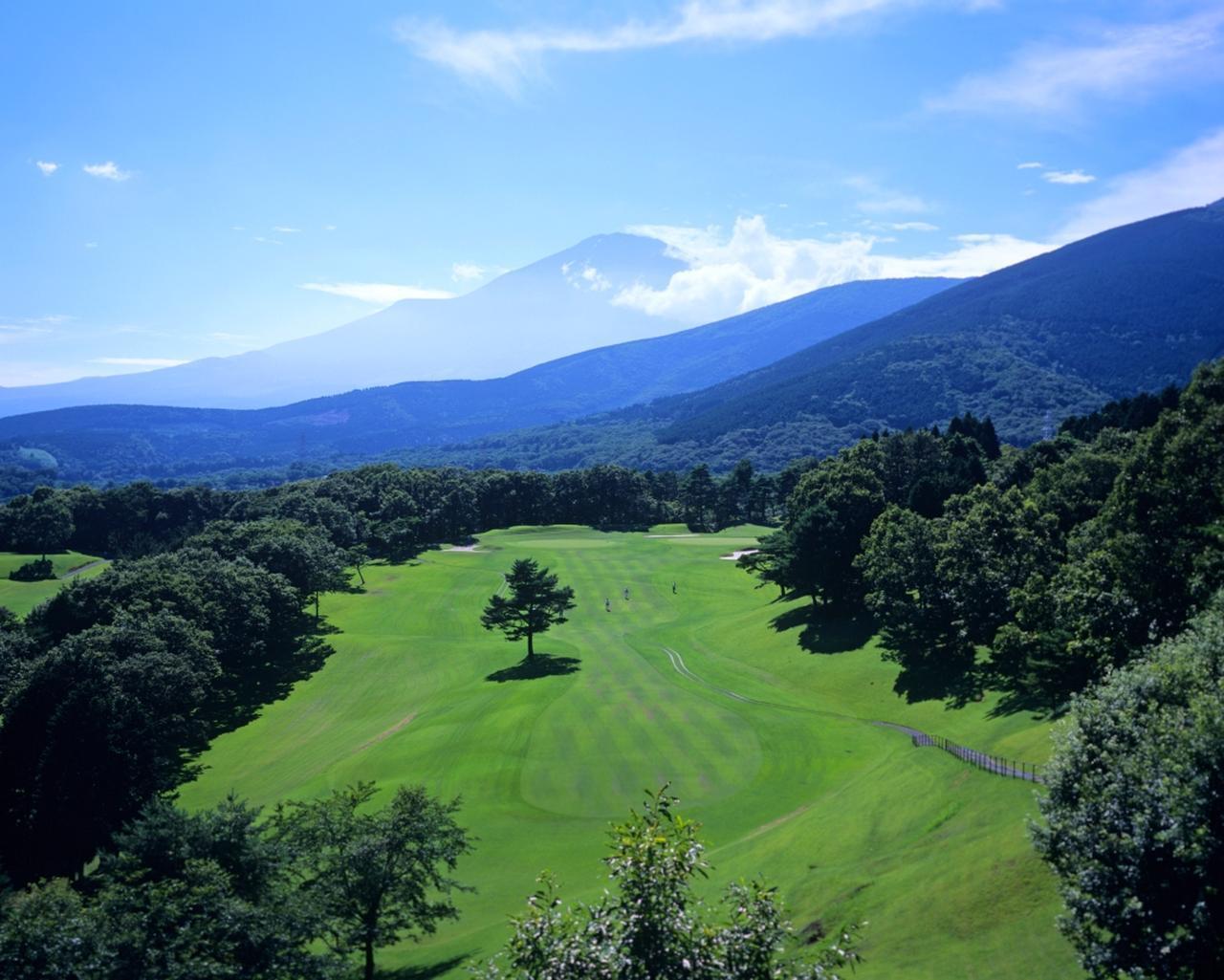 画像: 東富士カントリークラブ(18H・7034Y・P72)
