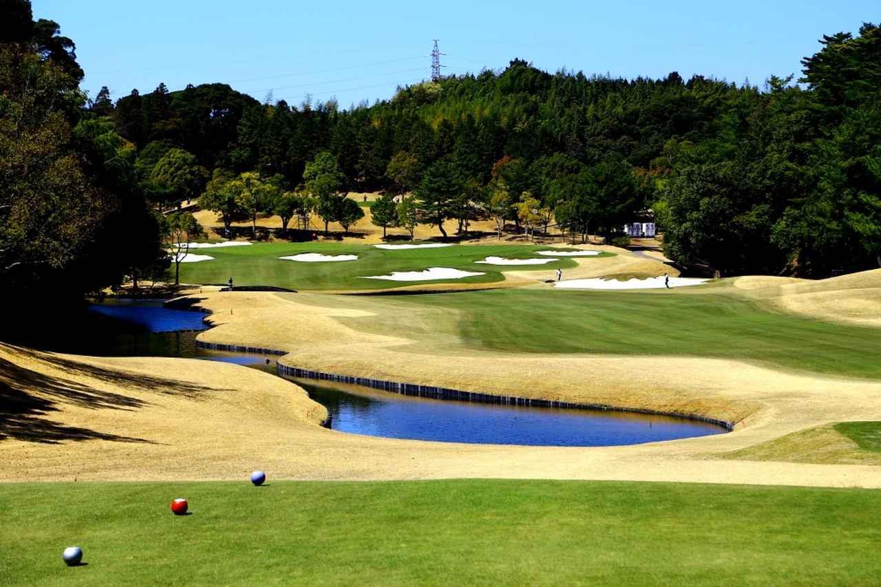 画像1: 葛城ゴルフ倶楽部(山名・宇刈36H・13872Y・P144)