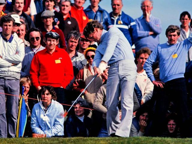 画像: 1982年 全英オープンでのトム・ワトソン