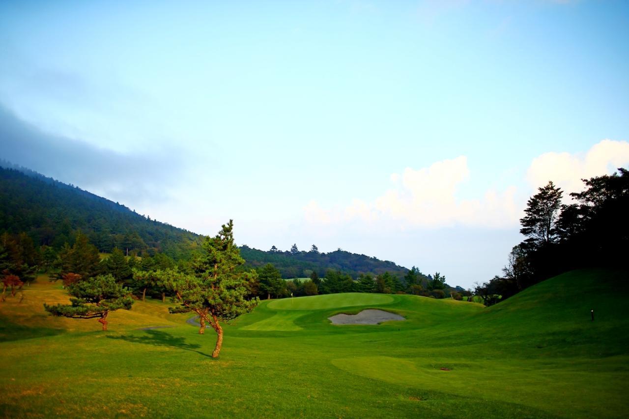 画像: 天城高原ゴルフコース(18H・6778Y・P72)