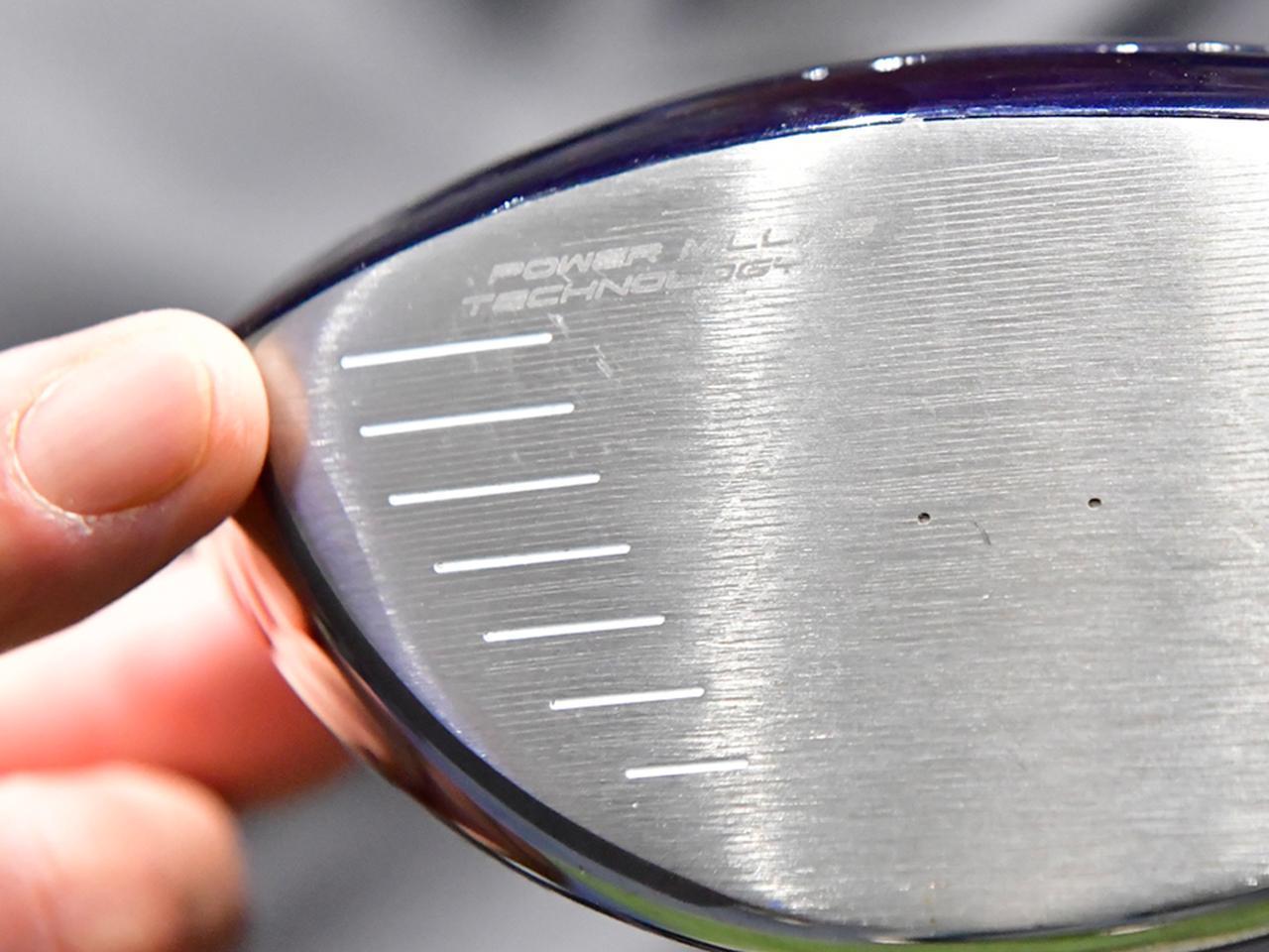 画像: 新JGRのココがいい!③ 無駄なスピンを減らすミーリング