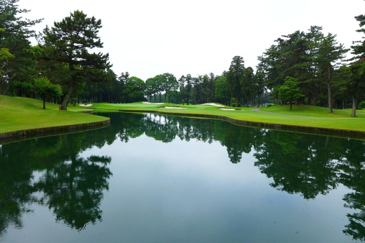 画像: 現在のアコーディア・ゴルフ習志野カントリークラブ