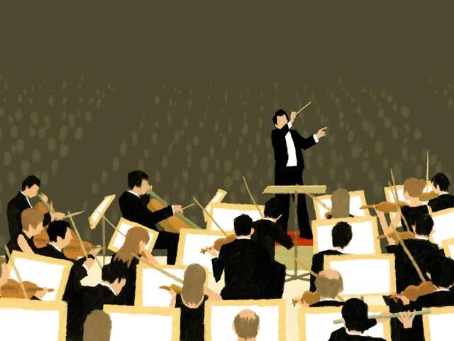 画像: スウィングもオーケストラ同様、バラバラになると不協和音が生じる