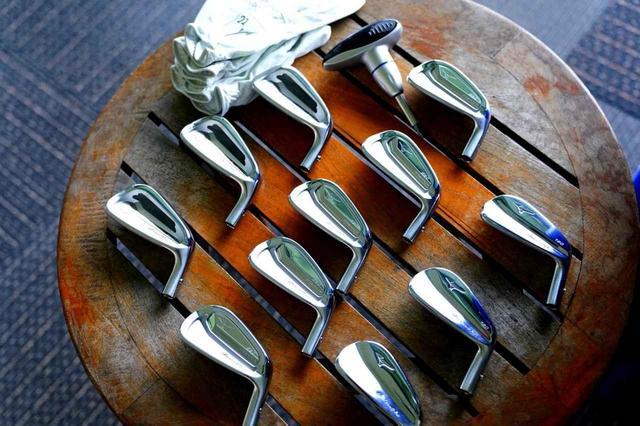 画像: 【アイアン】ミズノプロの2代目3モデル登場! 「920はムチッとした打感で最高です」by原英莉花 - ゴルフへ行こうWEB by ゴルフダイジェスト