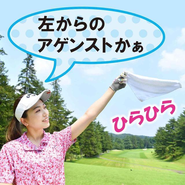 画像: 【新ルール】風向きをハンカチでチェック。これってあり? なし? - ゴルフへ行こうWEB by ゴルフダイジェスト