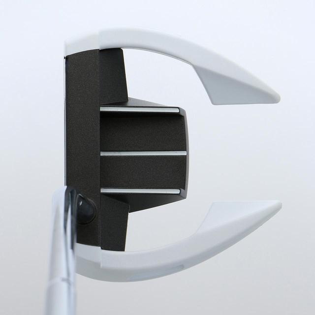 画像: GHOST SPIDER Si 全体的に薄くなるよう設計されたツノ型