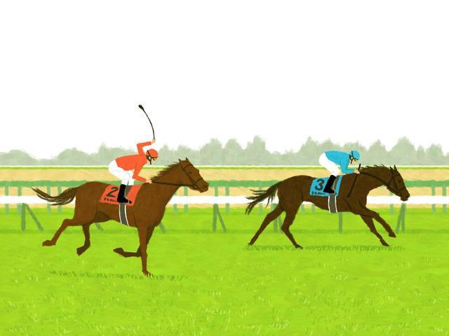 画像: 下半身(馬)を動かすのは上半身(騎手)の役目。スウィングも同じ